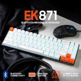 DareU EK871 Bluetooth Keyboard 6