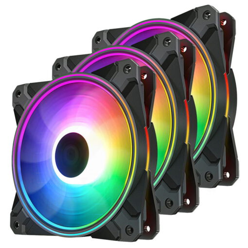 Deepcool CF120 Plus A RGB Fan Triple
