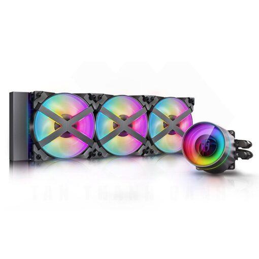 Deepcool Castle 360EX RGB AIO Liquid CPU Cooler 1