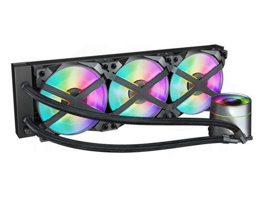 Deepcool Castle 360EX RGB AIO Liquid CPU Cooler 2