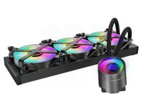 Deepcool Castle 360EX RGB AIO Liquid CPU Cooler 3