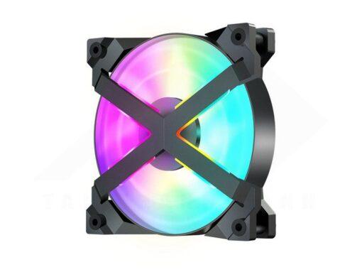 Deepcool Castle 360EX RGB AIO Liquid CPU Cooler 7