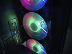 Deepcool MF120 GT A RGB Fan 12