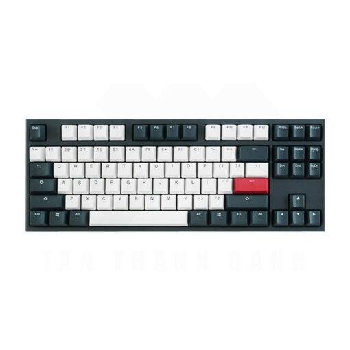 Ducky One 2 Tuxedo TKL Keyboard 1