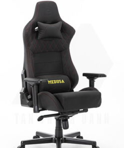 E Dra Medusa EGC209 Gaming Chair – Black 2