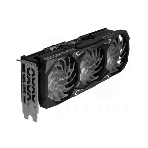 GALAX Geforce RTX 3080 SG 1 Click OC 10G Graphics Card 12