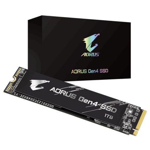 GIGABYTE AORUS Gen4 SSD 1TB 1