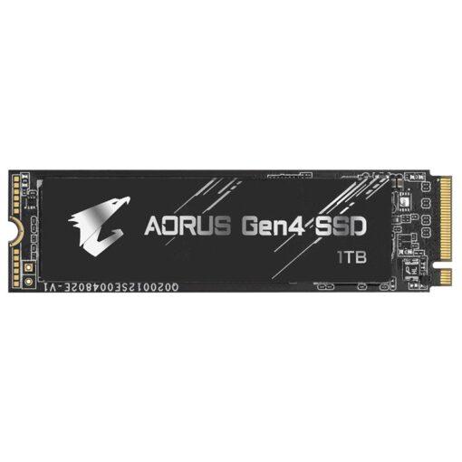 GIGABYTE AORUS Gen4 SSD 1TB 2