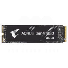 GIGABYTE AORUS Gen4 SSD 500GB 2