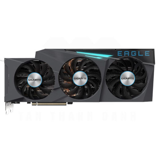 GIGABYTE Geforce RTX 3080 EAGLE OC 10G Graphics Card 2