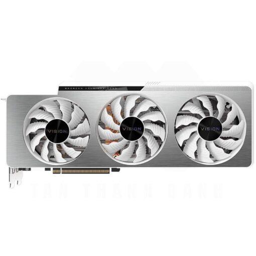 GIGABYTE Geforce RTX 3080 VISION OC 10G Graphics Card 4