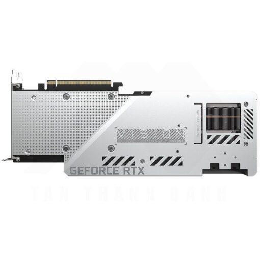 GIGABYTE Geforce RTX 3080 VISION OC 10G Graphics Card 5