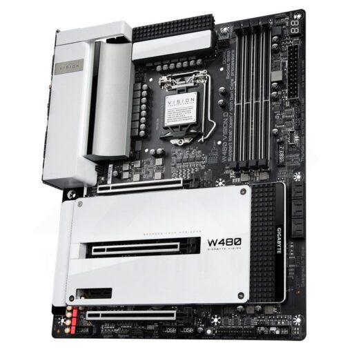 GIGABYTE W480 VISION D Mainboard 2