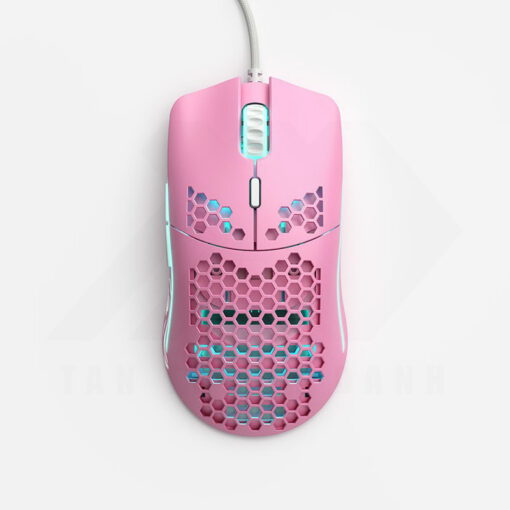 Glorious Model O Gaming Mouse – Matte Pink 1