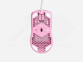 Glorious Model O Gaming Mouse – Matte Pink 5