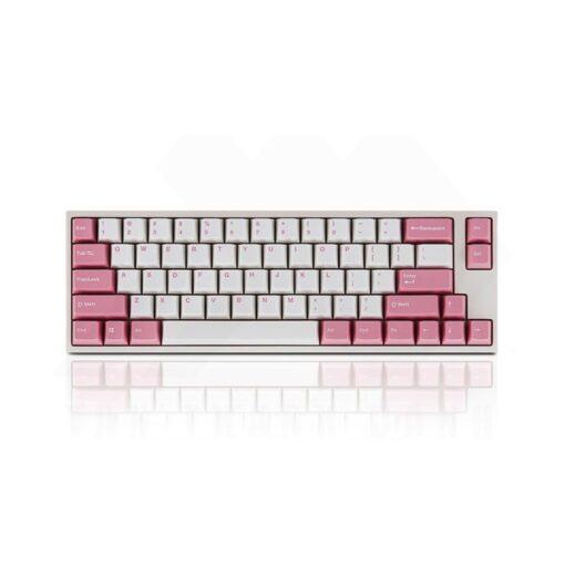 Leopold FC660M OE Light Pink Keyboard