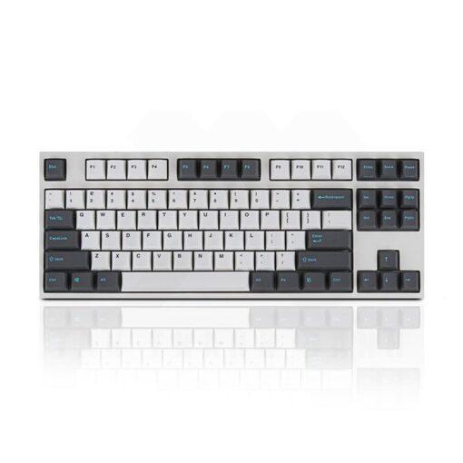 Leopold FC750R PD White Dark Grey Keyboard 1