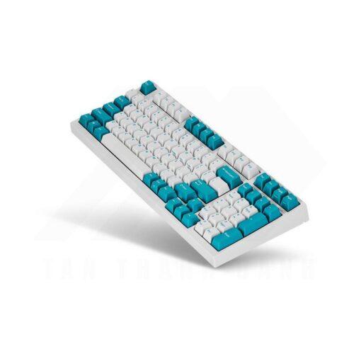 Leopold FC980M OE White Mint FC980M Summer Keyboard 2