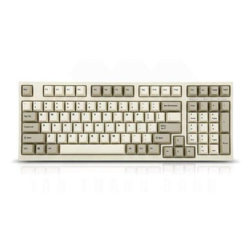 Leopold FC980M PD White Grey Keyboard