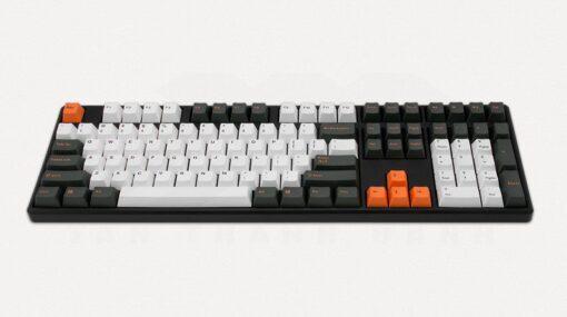 MISTEL X VIII Gloaming Keyboard 2