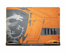 MSI GE66 Raider 10SF Dragonshield Limited Edition Laptop 4