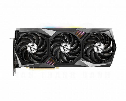 MSI Geforce RTX 3090 GAMING X TRIO 24G Graphics Card 2