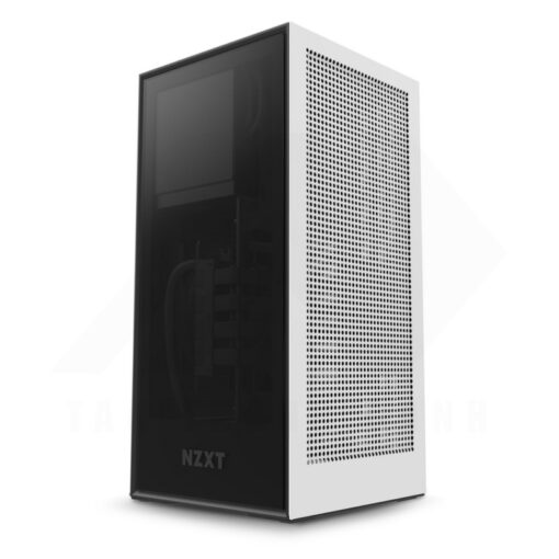 NZXT H1 Case White 4