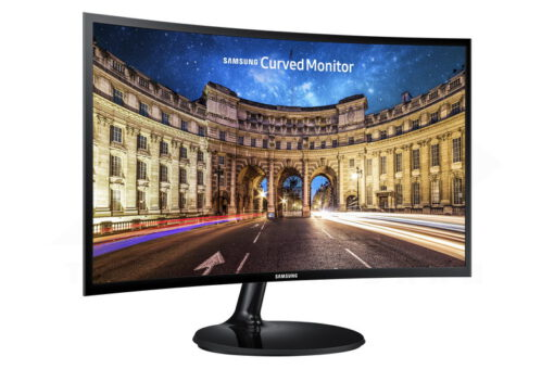 Samsung LC24F390FHE Curved Monitor 2