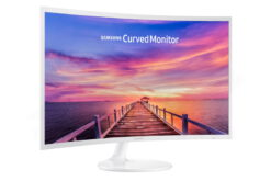 Samsung LC32F391FWE Curved Monitor 2