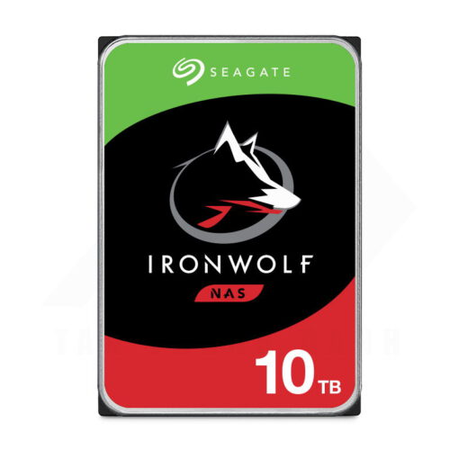 Seagate IronWolf NAS 10TB HDD 1
