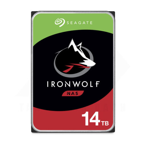 Seagate IronWolf NAS 14TB HDD
