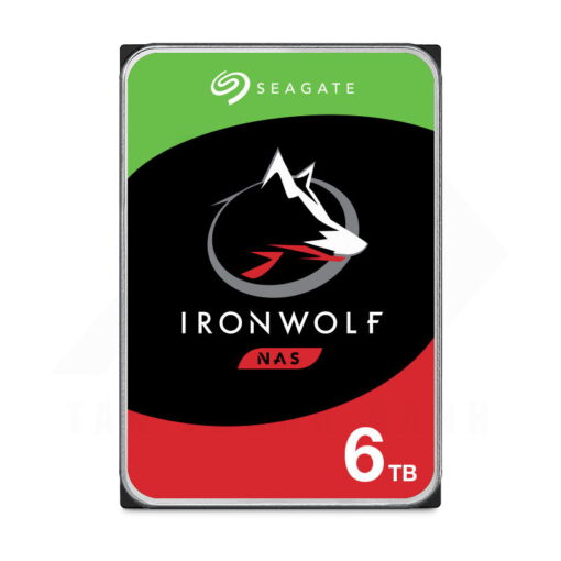 Seagate IronWolf NAS 6TB HDD