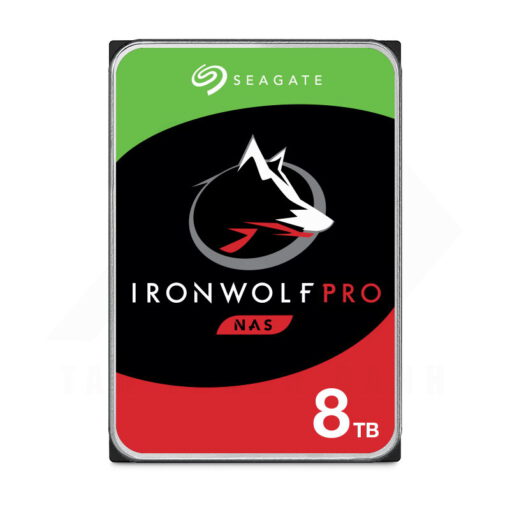 Seagate IronWolf Pro 8TB HDD 1