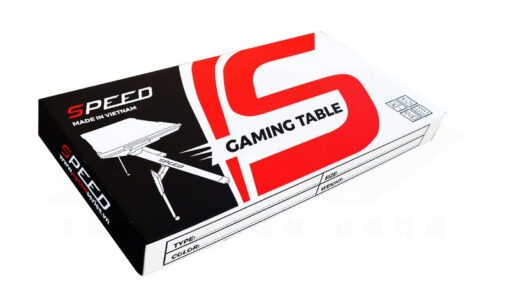 Speed R1 Gaming Desk Red 1
