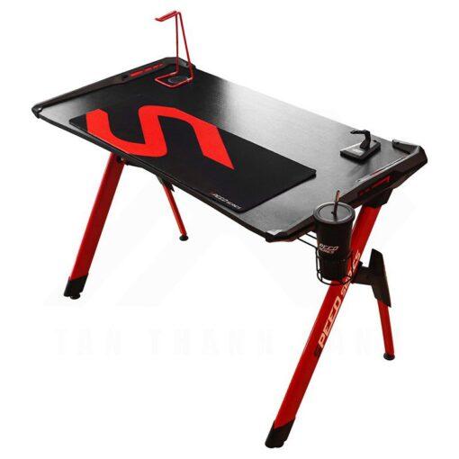 Speed R1 Gaming Desk Red