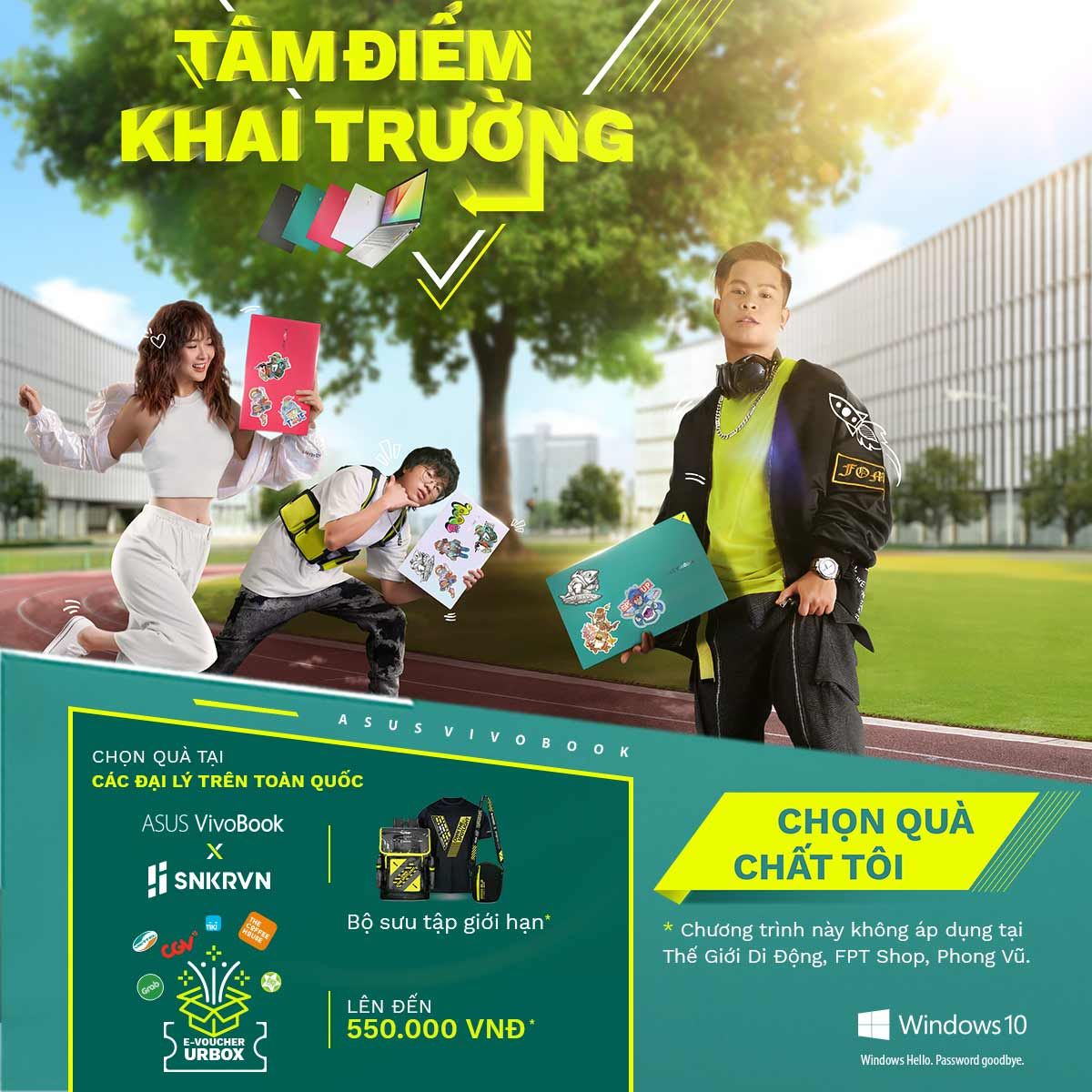 TTD Promotion ASUSSchoolLaptop2020 Details
