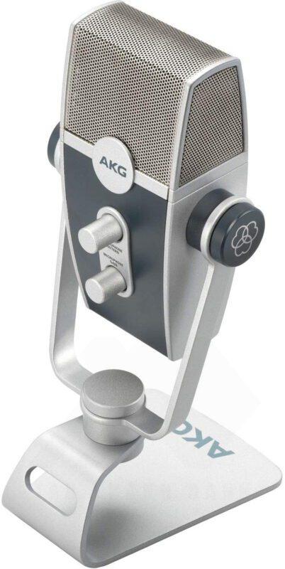 AKG Lyra Ultra HD Multimode Microphone 5