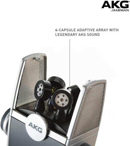 AKG Lyra Ultra HD Multimode Microphone 6