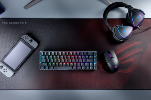 ASUS ROG Falchion Gaming Keyboard 1