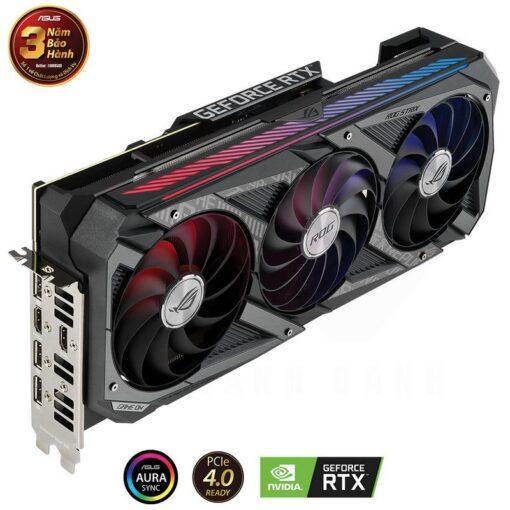 ASUS ROG Strix Geforce RTX 3070 OC Edition 8G Gaming Graphics Card 3