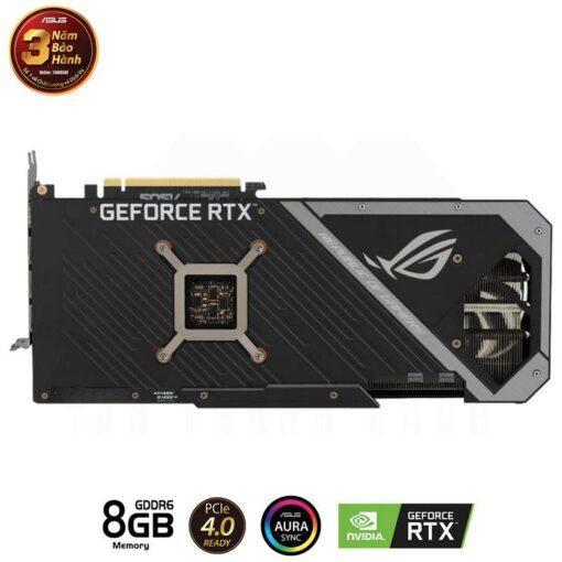 ASUS ROG Strix Geforce RTX 3070 OC Edition 8G Gaming Graphics Card 5