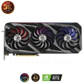 ASUS ROG Strix Geforce RTX 3080 OC Edition 10G Gaming Graphics Card 2