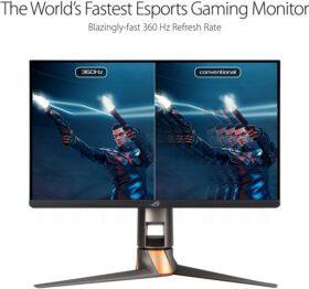 ASUS ROG Swift PG259QN eSports Gaming Monitor 2