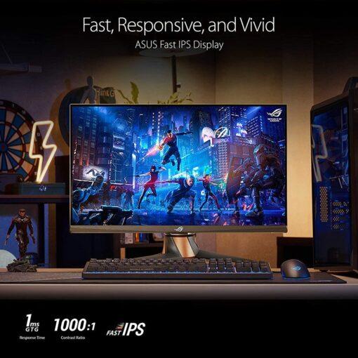 ASUS ROG Swift PG259QN eSports Gaming Monitor 3a