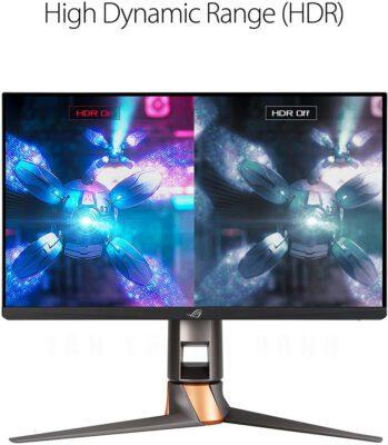 ASUS ROG Swift PG259QN eSports Gaming Monitor 5