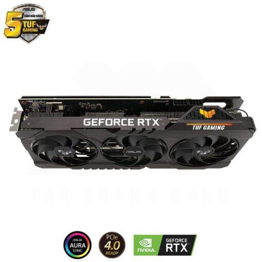 ASUS TUF Gaming Geforce RTX 3070 8G Graphics Card 4