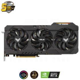 ASUS TUF Gaming Geforce RTX 3090 OC Edition 24G Graphics Card 2