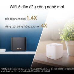 ASUS ZenWiFi AX Mini System XD4 White 4