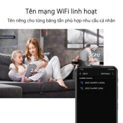 ASUS ZenWiFi AX Mini System XD4 White 8