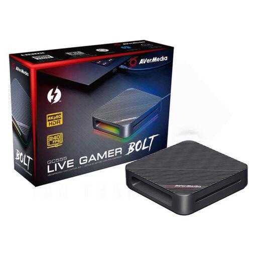 AVerMedia Live Gamer BOLT GC555 Game Capture 1